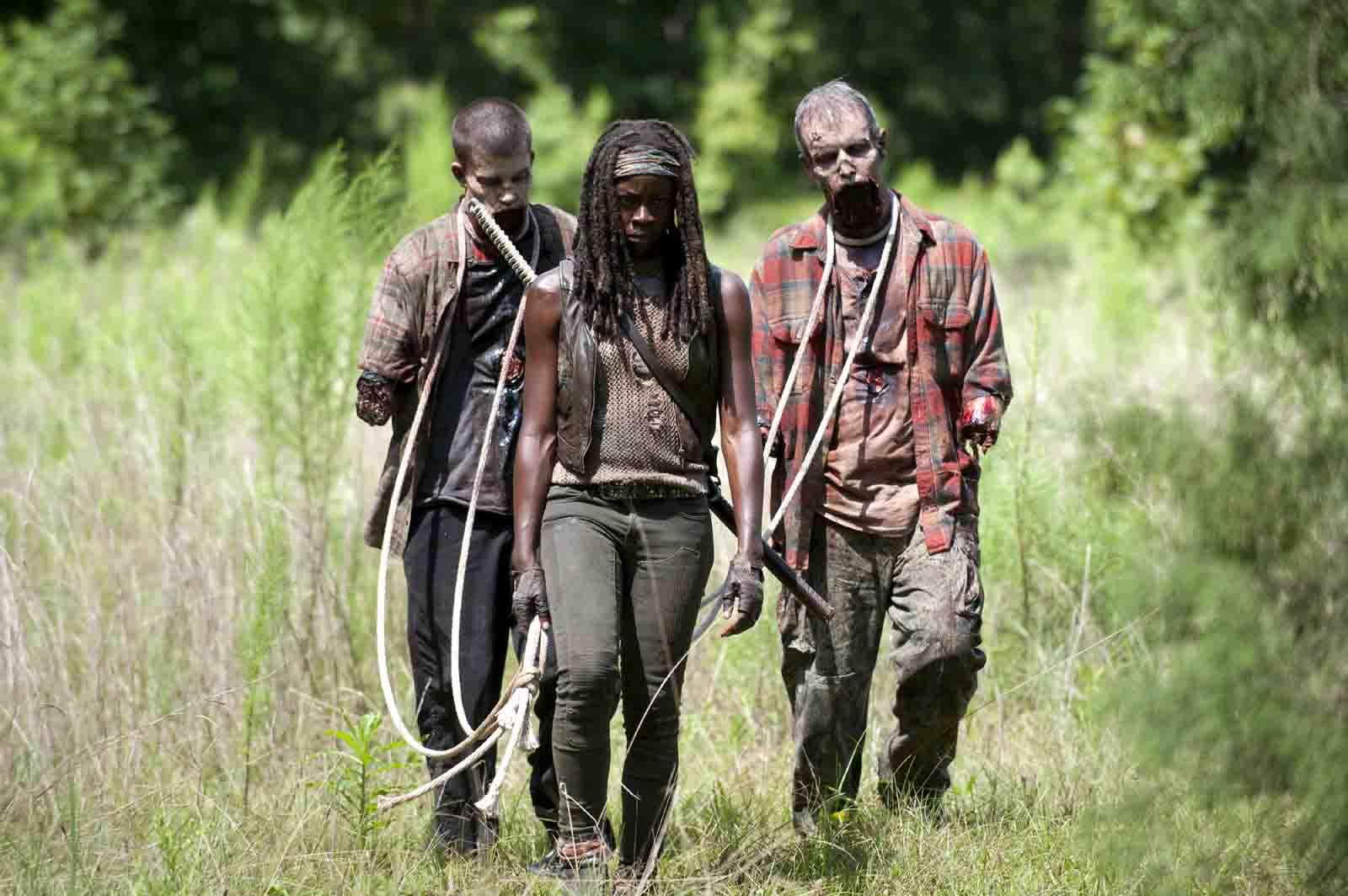 The Walking Dead Wiederholung